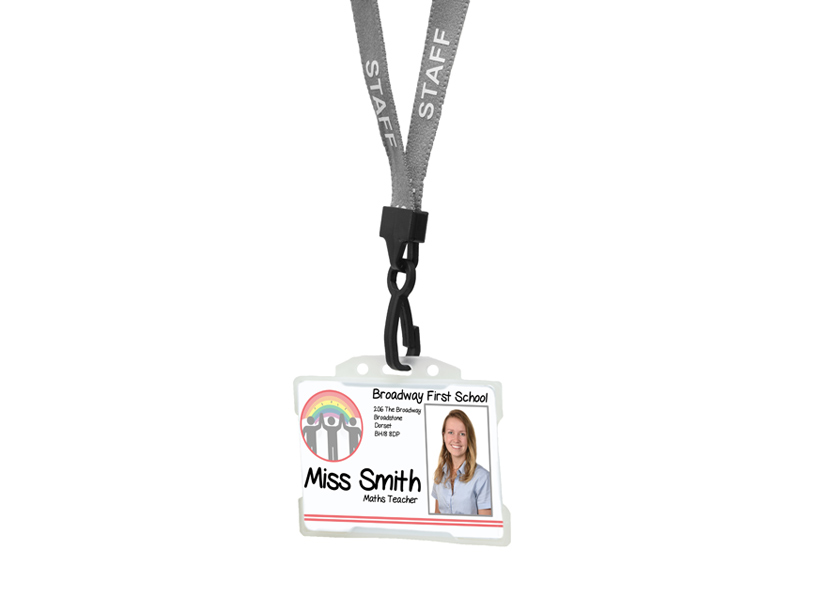 School ID & Lanyards 3