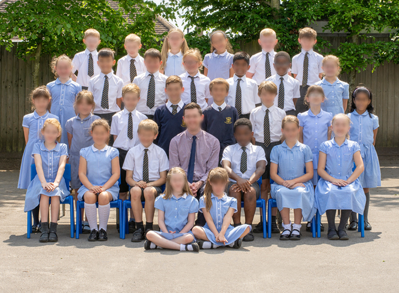 Primary School Small Group Photos 1