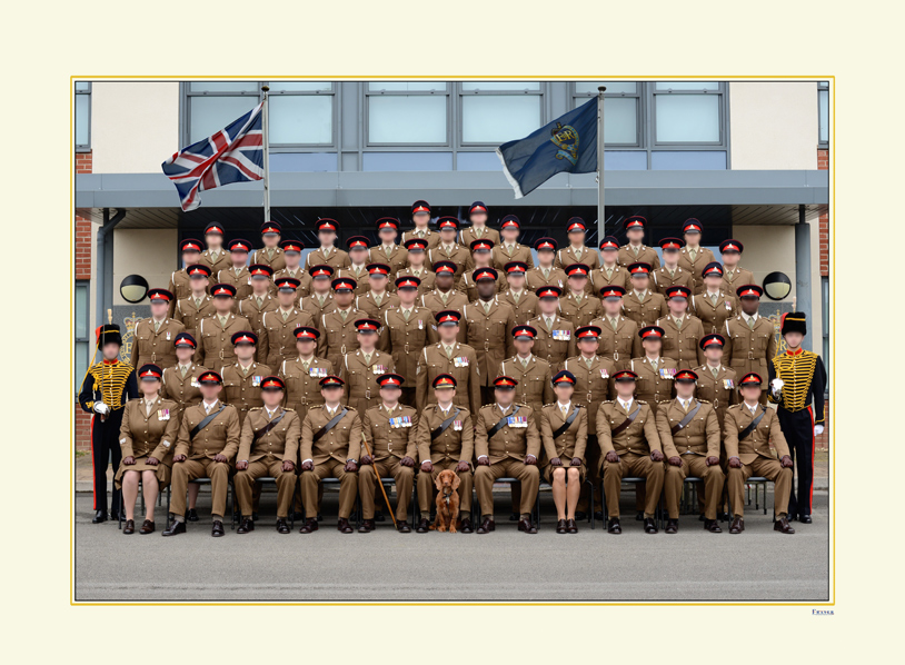 Military Group Photos 1