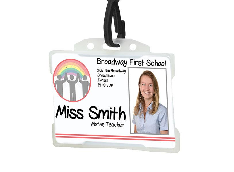 Staff ID Badges